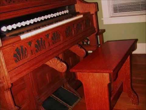 Story & Clark  Mozart Reed Organ
