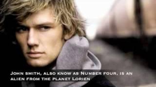 I Am Number Four (Book Trailer)