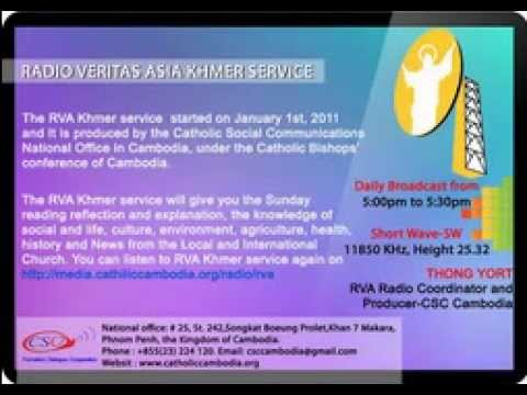 FM RVA Khmer Service Aug 25 2014-Catholic Social Communications (CSC)
