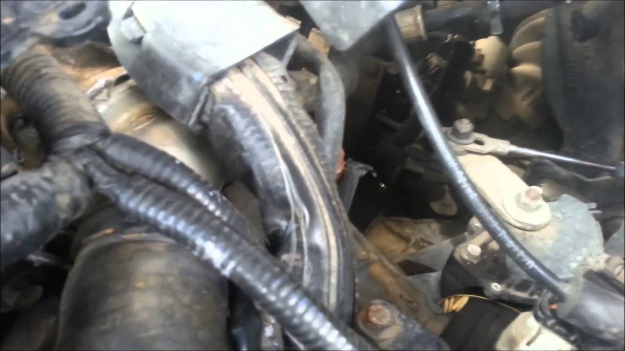 How To Check And Add Transmission Fluid On A 1998 Ford