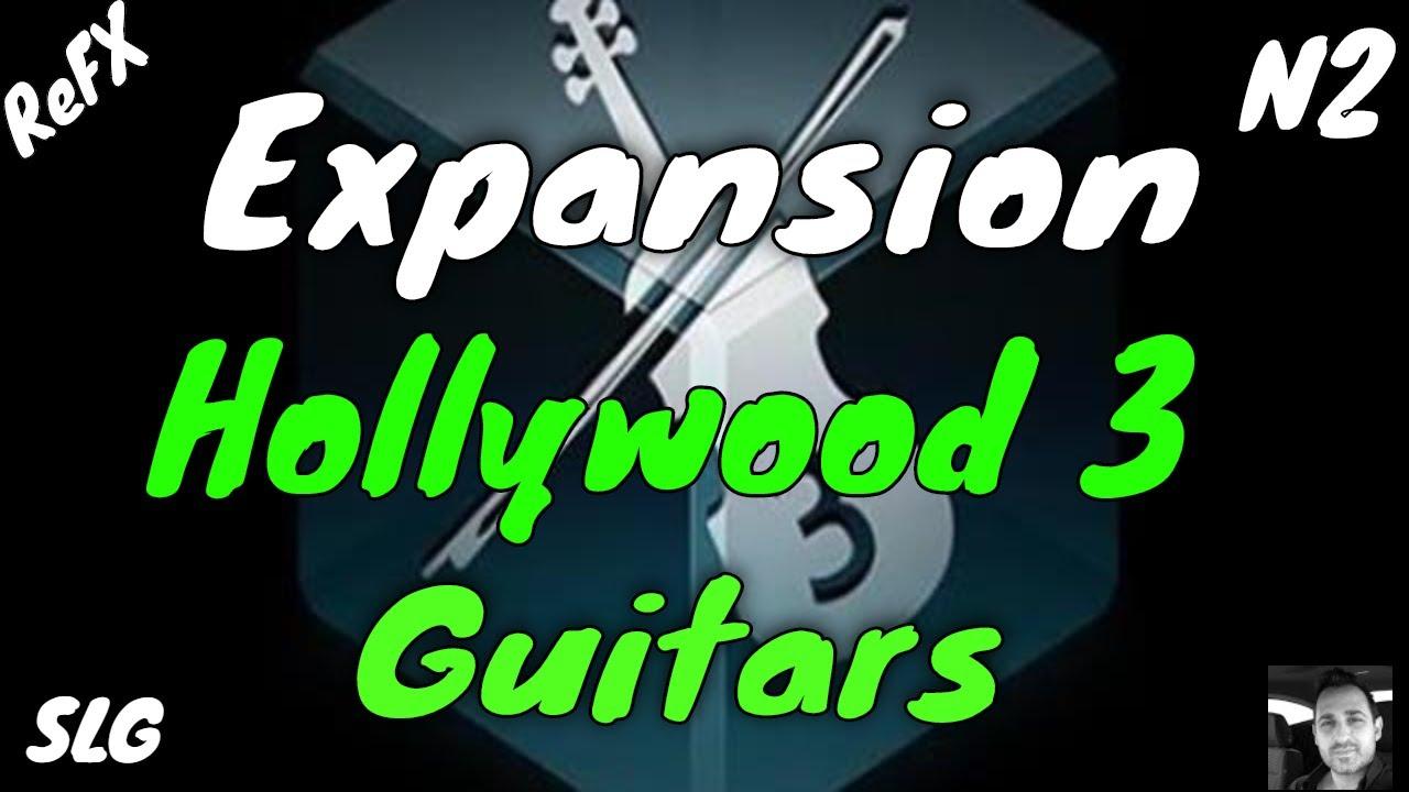 free nexus guitar expansions