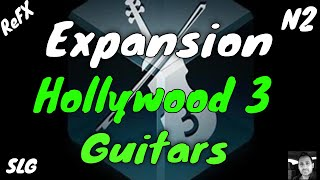 ReFX Nexus 2 - Expansion Hollywood 3 - Guitars