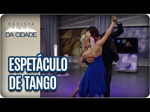 Espetáculo: Um Certo Canto Brasileiro - Revista Da Cidade (15/09/2017)