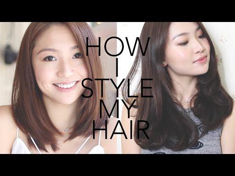 🎃Life Update + 我的日常頭髮造型(短髮vs長髮)  | Pumpkin Jenn🎃
