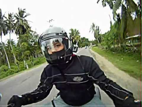 Ride to Zero Point Indonesia