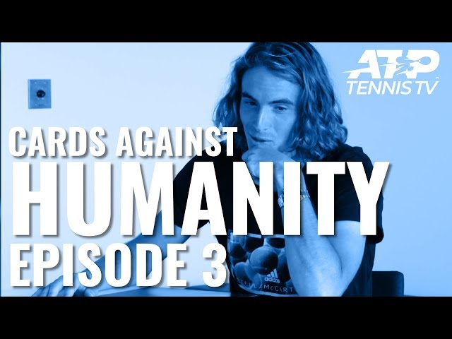 Cards Against Humanity: ATP Tennis Style Part 3!