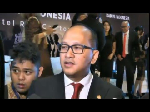 Rosan P Roeslani : Bunga Kredit Yang Rendah Akan Bantu Pengusaha