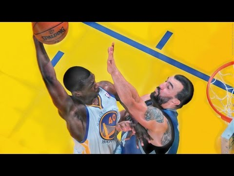 Harrison Barnes: Top 10 Dunks as a Golden State Warrior