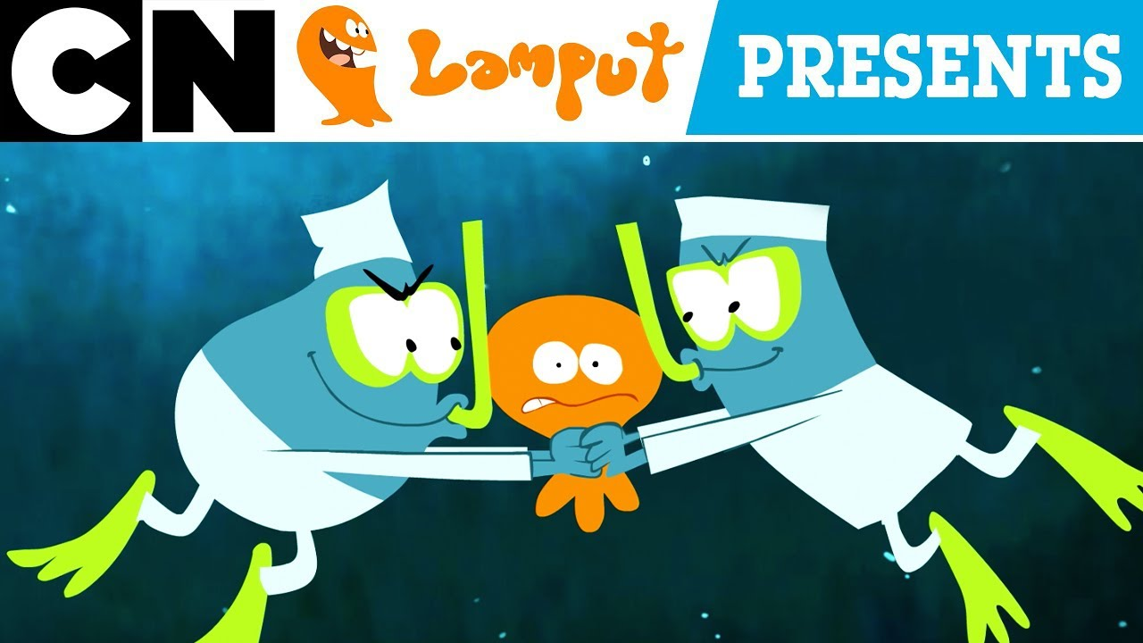 Lamput Presents | The Cartoon Network Show | EP 2