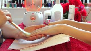 Paraffin Wax Treatment (Happy Nails)