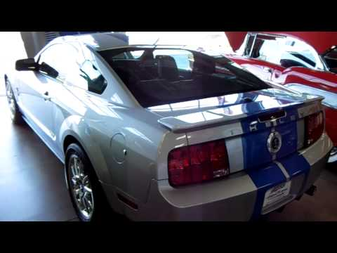 2009 Ford Mustang Shelby GT500KR Supercharged DOHC 540HP