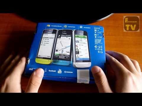 Unboxing Nokia C5-03
