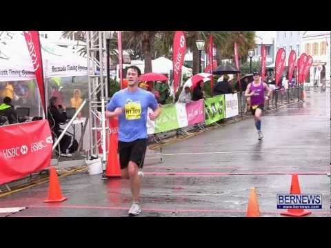 #2 HSBC Half  Marathon Finish, Jan 20 2013