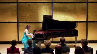 Adela Liculescu plays Bizet / Horowitz - Carmen Variations