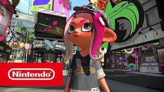 Splatoon 2: Octo Expansion - Launch Trailer (Nintendo Switch)