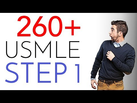 USMLE Step 1 – How to Study (Dedicated Period)