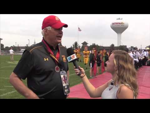 Ken Anderson Hall of Honor Interview