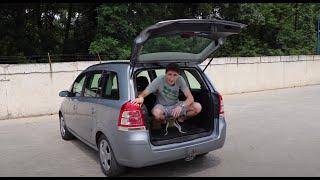 Opel Zafira B 1.9 Cdti 100 Hp (Opel Zafira Vs Peugeot 206)
