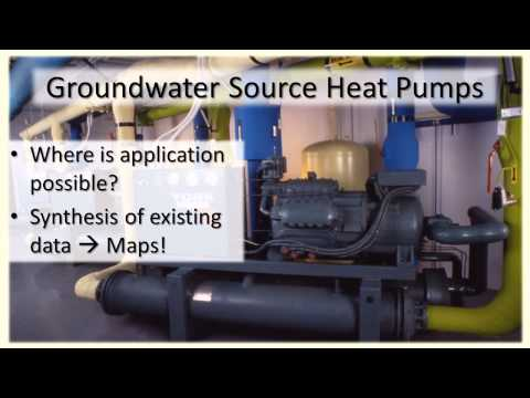 Todd Rusk, ISTC.  Illinois groundwater source geothermal resource mapping.