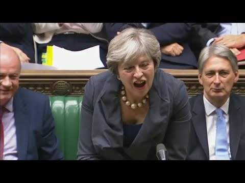 Prime Minister's Questions in full - 11th October 2017