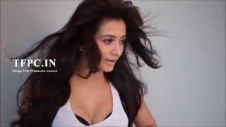 Harshika Poonacha PhotoShoot video 01 | TFPC