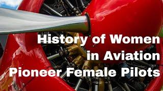 Famous Female Aviators