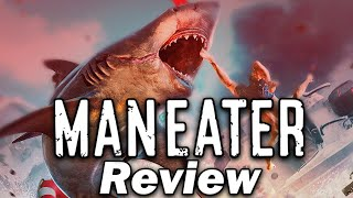 Maneater Review (PS4, Xbox One, PC) (Video Game Video Review)