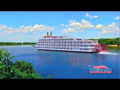 American Cruise Lines - Launching of Queen of the Mississippi 2011