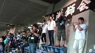 NPB応援歌業界・令和初のチャンステーマ! 令和元年5月18日京セラド...