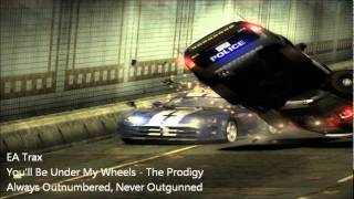 NFS Most Wanted OST: You