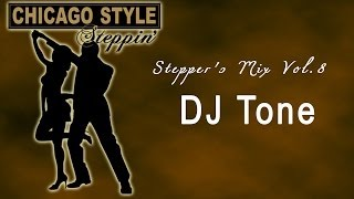 Steppers Mix Vol.8