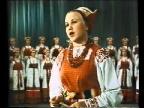 Северный русский народный хор, 1953