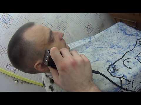 Короткая стрижка каскад / Техника стрижки каскад