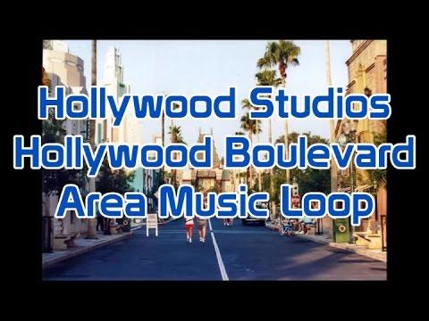 Hollywood Boulevard | Area Music Loop | Disney's Hollywood Studios