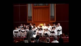 Hijirigaoka Church Choir Abide With Me.