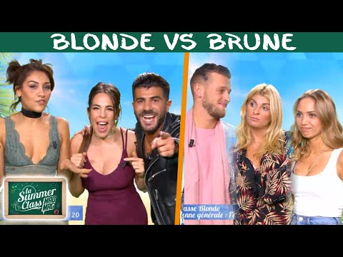 Summer Class du 07/07/2017 : Blonde vs Brune