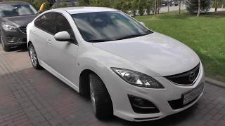 Выбираем б\у авто Mazda 6 GH (бюджет 600-650тр)
