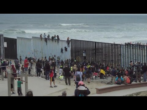 CBSN Originals follows one migrant's quest for asylum