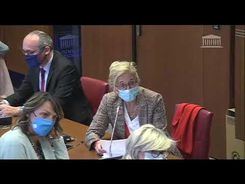 10 mars 2021 - Audition Mme Bourguignon, Ministre en charge de l'autonomie