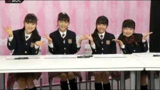 さくら学院 2011年5月10日のニコニコ生放送です。音ズレが多少あります...