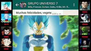DRAGON BALL SUPER CAPITULO 123 CHAT