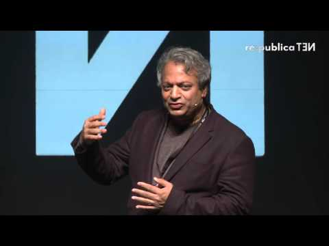 re:publica 2016 – JP Rangaswami: The Role of Data in Institutional Innovation