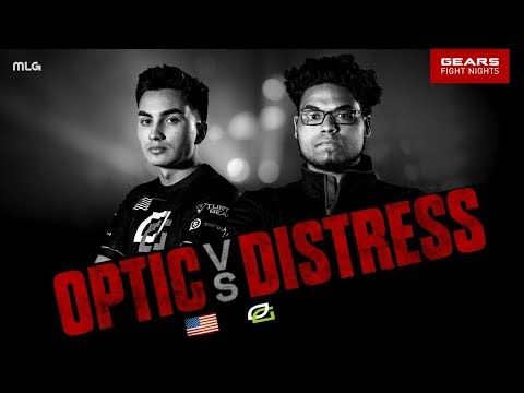 OpTic vs DistresS MAP 2 [HARBOR]