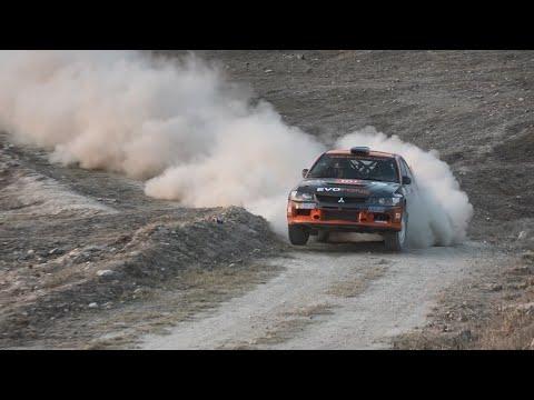 Uğur Soylu - Mehmet Köleoğlu | Mitsubishi Lancer Evo IX | 2019 Pamukkale Rallisi