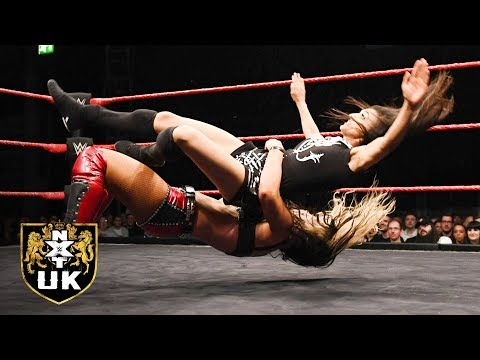 Toni Storm vs. Jinny - NXT UK Women's Championship Tournament Semifinal: NXT UK, Nov. 21, 2018