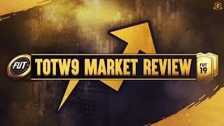 FIFA 19 TOTW9 Market Review - POTM EPL & Bundesliga Prep