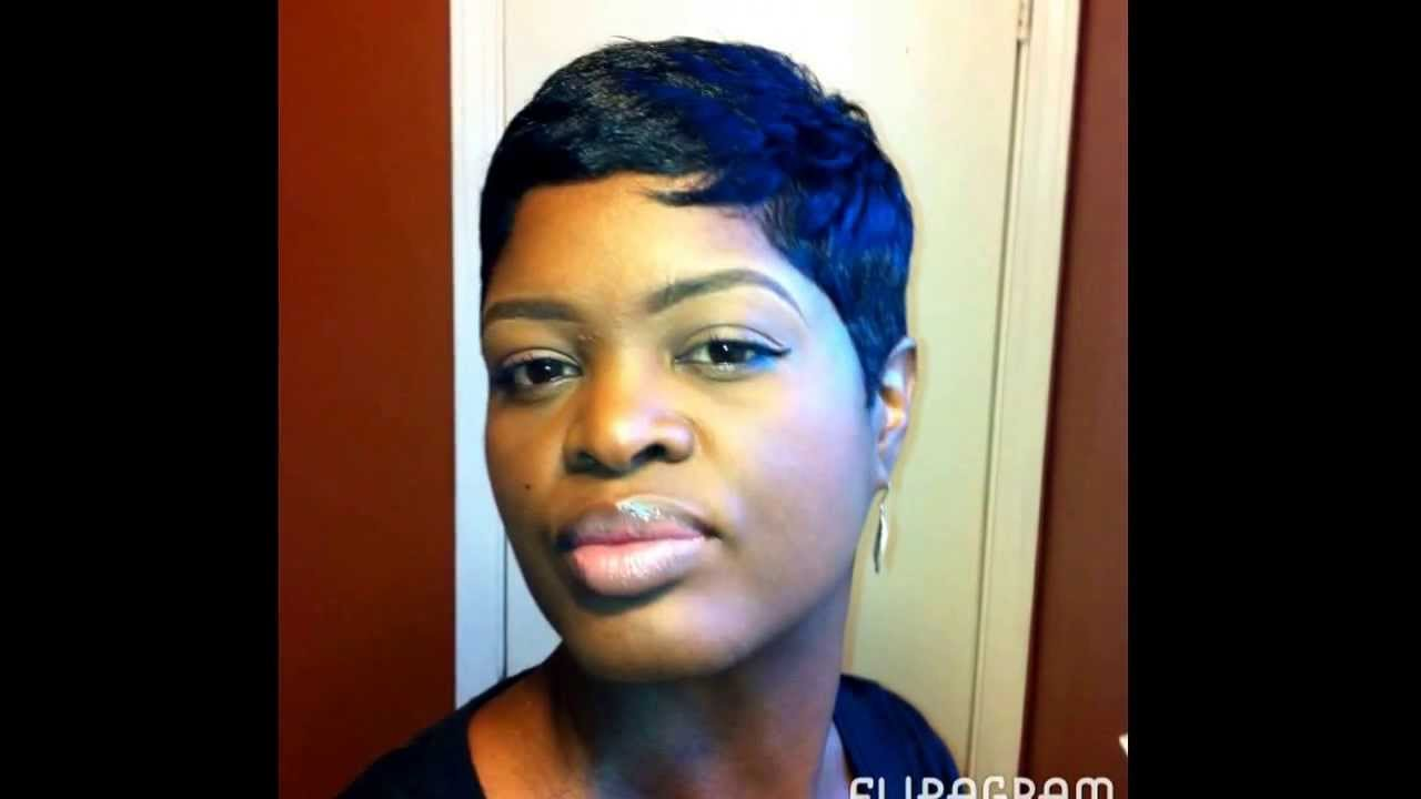 My Short Sassy Cut Inspired By Nia Long Atlanta 678 754 3196