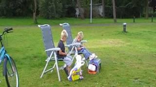 camping wezep met maxim
