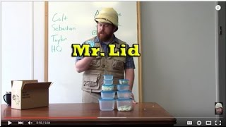 Mr.  Lid Food Container Review
