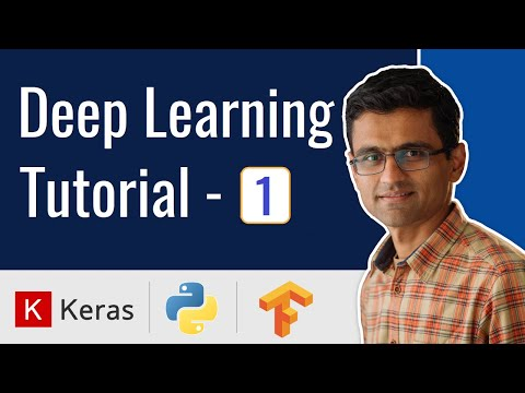 Deep Learning Tutorial Python And Keras: Introduction and Installation thumbnail